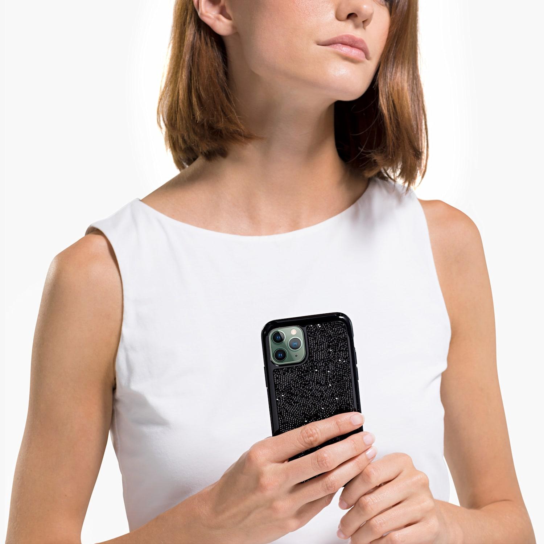 Glam Rock Smartphone Case Iphone 11 Pro Black Swarovski Com
