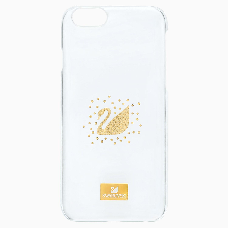 lavandería Civilizar Arquitectura  Swan Golden Smartphone Case with Bumper, iPhone® 7 | Swarovski.com