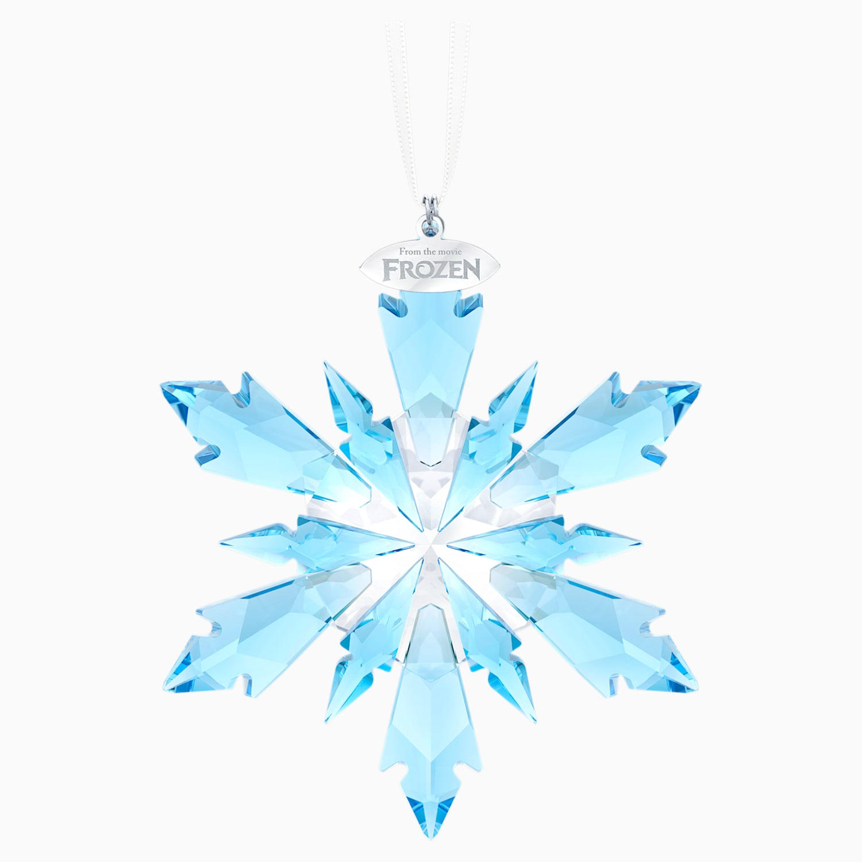 Frozen Snowflake Ornament | Swarovski.com