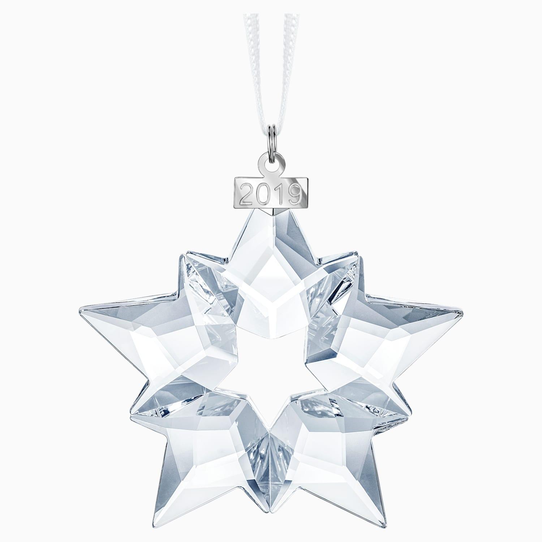 Swarovski Crystal, 2020 Teardrop Christmas Ornament Annual Edition Ornament 2019   Swarovski.com