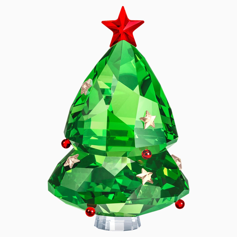 Christmas Tree, Green | Swarovski.com