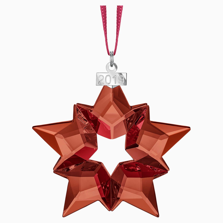Swarovski Decorazioni Natalizie.Decorazione Di Natale Edizione Annuale 2019 Swarovski Com