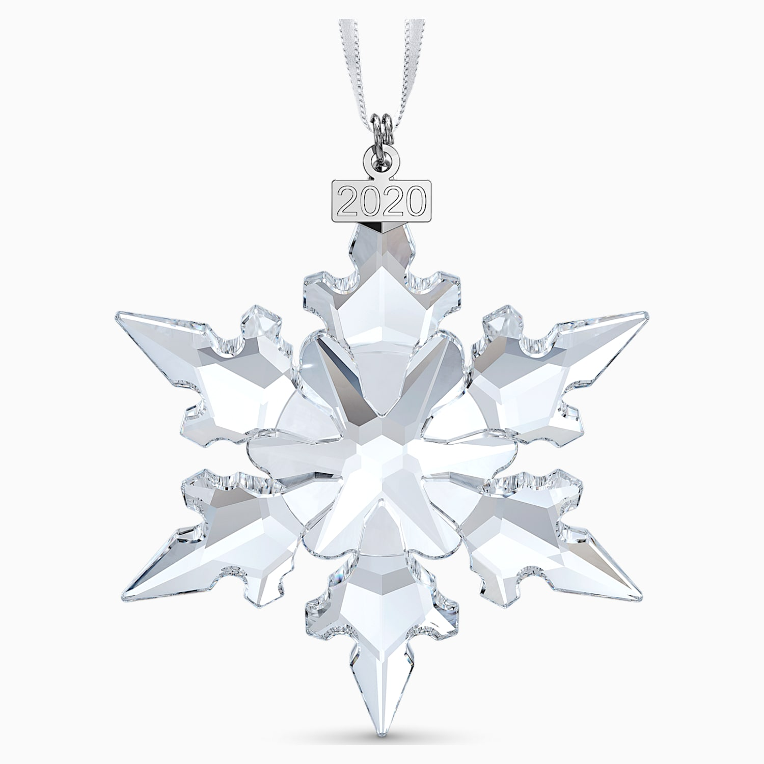 Crystal Christmas Ornaments 2020 Annual Edition Ornament 2020 | Swarovski.com