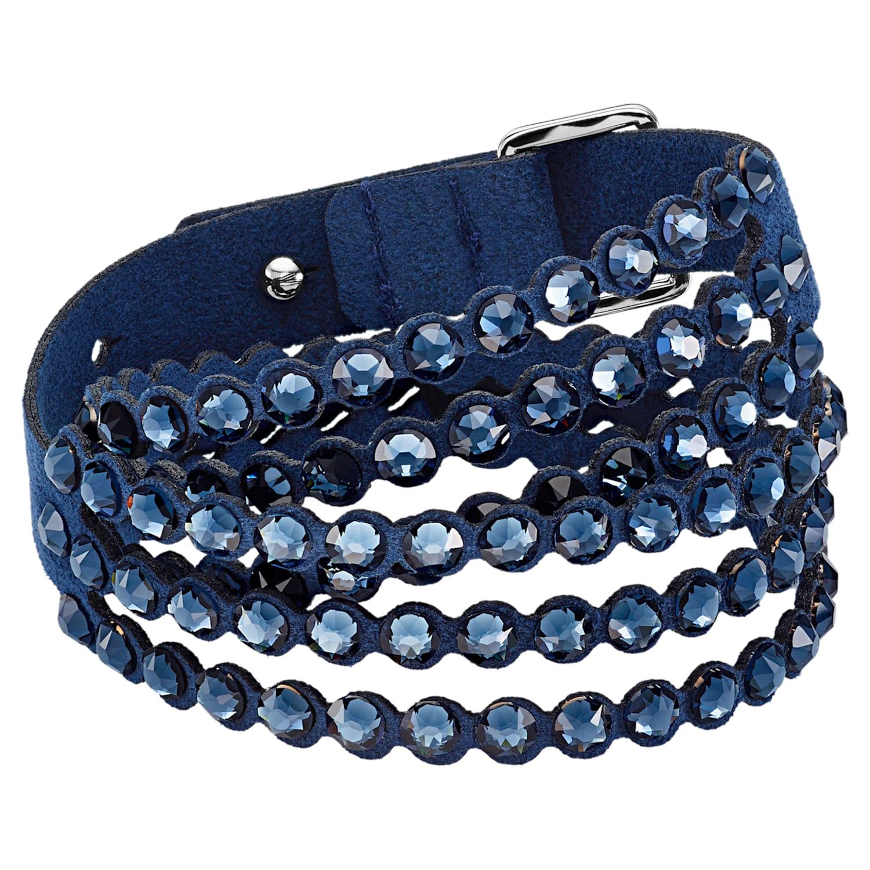 Bracelet Swarovski Power Collection, bleu