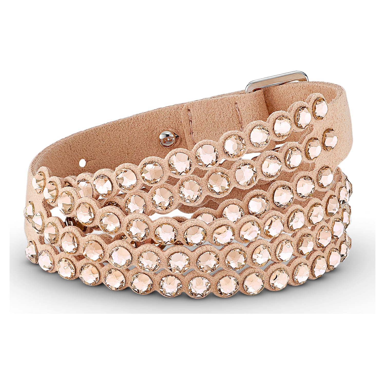 Swarovski Power Collection Slake Bracelet, Pink