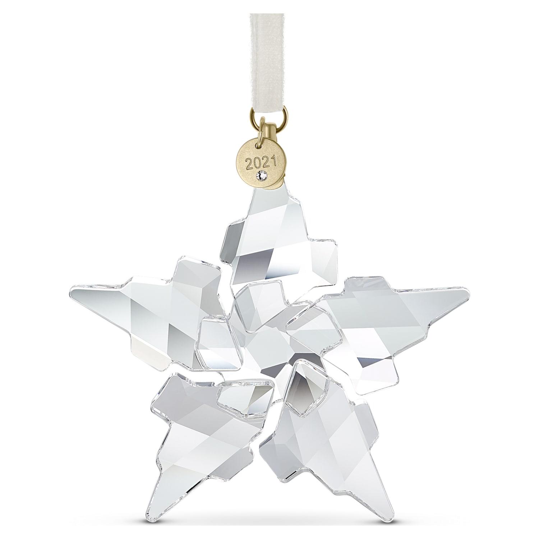 Swarovski Christmas Ornament 2021 Annual Edition 2021 Ornament Swarovski Com