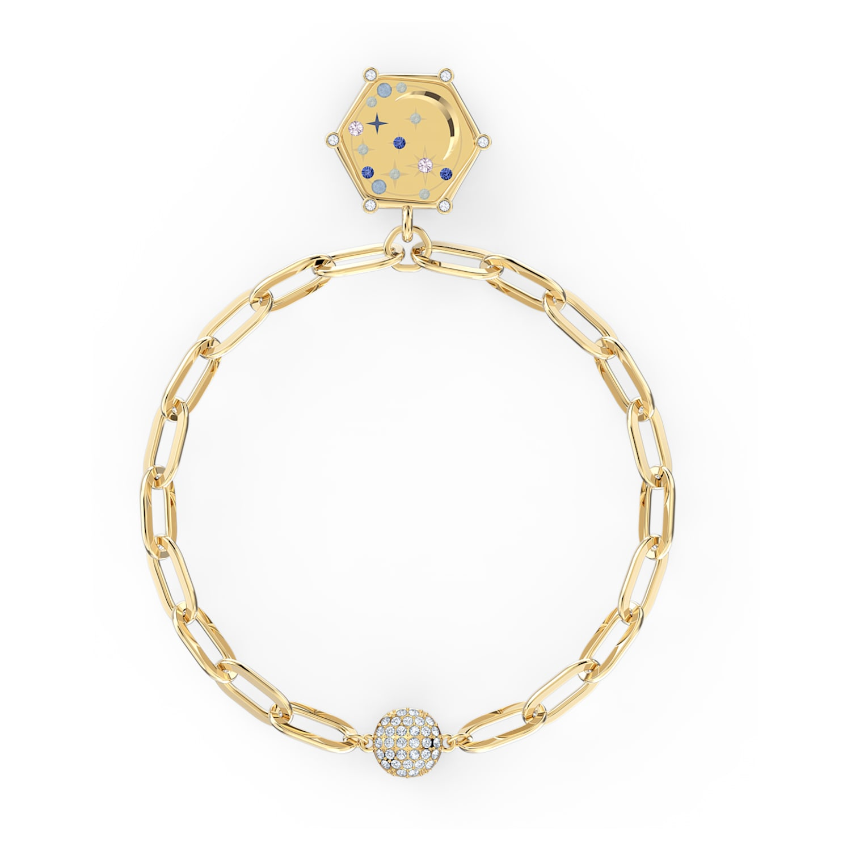 925 Sterl\u0131ng Silver Minimalist Adjustable Crescent Moon Bracelet