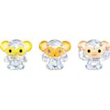 三只聪明猴 - Swarovski, 5428005