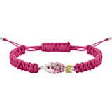 Braccialetto Mustique Sea Life Fish, rosa, placcato palladio - Swarovski, 5533758