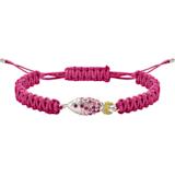 Mustique Sea Life Fish 手链, 粉红色, 镀钯 - Swarovski, 5533758