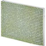 Marina 名片套, 綠色, 鍍鈀色 - Swarovski, 5535439