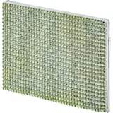 Marina Card holder, Green, Palladium plated - Swarovski, 5535439