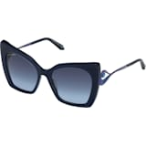 Tigris napszemüveg, SK0271-P 90W, kék - Swarovski, 5535793