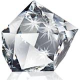 Décoration à poser Daniel Libeskind Eternal Star Multi, large, blanc - Swarovski, 5569374