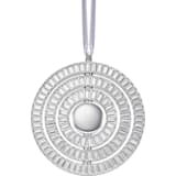 Icons of Design Hanging Ornament, Silver tone - Swarovski, 5572959