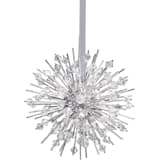 Icons of Light Hanging Ornament, Silver tone - Swarovski, 5572961