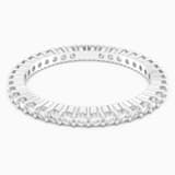 Vittore 戒指, 白色, 镀白金色 - Swarovski, 5007780
