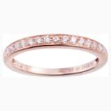 18K玫瑰金钻石戒指 - Swarovski, 5009647