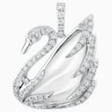 18K WG Faithful Pendant (Small) - Swarovski, 5009866
