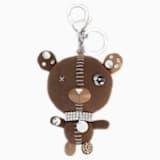 Accesorio para bolso Arnold, marrón, acero inoxidable - Swarovski, 5039235