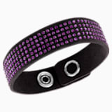 Slake 手链, 紫色 - Swarovski, 5070268