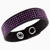 Slake Bracelet, Purple - Swarovski, 5070268