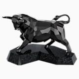 Stier, zwart - Swarovski, 5079250