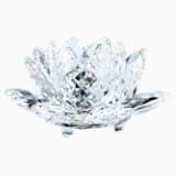 Waterlily Candleholder, large - Swarovski, 5084104
