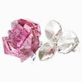 Nyíló rózsa, világos rózsaszín - Swarovski, 5094612