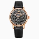Crystalline Hours 手錶, 黑色 - Swarovski, 5218902