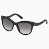 Occhiali da sole Fabulous, SK0110-F 01B, Black - Swarovski, 5219794