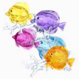 Regenbogenfisch Familie - Swarovski, 5223195