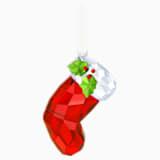 Santa's Stocking Ornament - Swarovski, 5223614