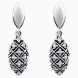 Alight Drop Earrings - Swarovski, 5229290