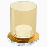 Allure烛台, 金色 - Swarovski, 5235859