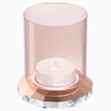Allure Tea Light, Rose Gold Tone - Swarovski, 5235861