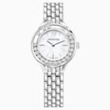 Lovely Crystals Watch, Metal bracelet, Stainless steel - Swarovski, 5242901