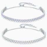 Subtle armband set - Swarovski, 5253055