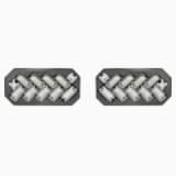 Govern Cufflinks, Grey, Mixed plating - Swarovski, 5269310