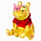 Winnie Puuh mit Schmetterling - Swarovski, 5282928