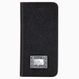 Versatile Smartphone Book Case with Bumper, Samsung Galaxy S® 7, Black - Swarovski, 5285093