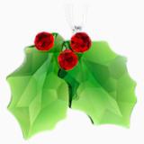 Stechpalmen Ornament - Swarovski, 5286155