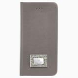 Versatile Smartphone Book Case with Bumper, Samsung Galaxy S® 7, Gray - Swarovski, 5292422