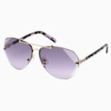 Swarovski Солнцезащитные очки, SK0134 28Z, Purple - Swarovski, 5294038
