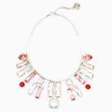 Nile Necklace, palladium plating - Swarovski, 5298627
