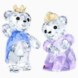 """Фигурки «Медведь Kris """"Принц и принцесса""""» - Swarovski, 5301569"""