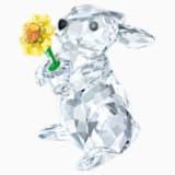 Rabbit with Sunflower - Swarovski, 5301583