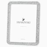 Minera Picture Frame, Silver Tone - Swarovski, 5351296
