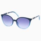 Occhiali da sole Swarovski, SK0149 90W, Blue - Swarovski, 5370724