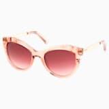 Swarovski Sunglasses, SK0151 72T, Rose - Swarovski, 5370727